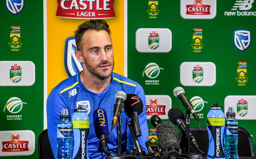 Faf: Hashim is our rock at No 3