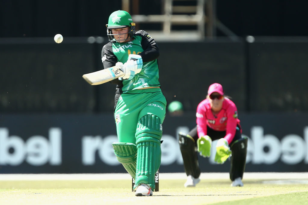 Lizelle Lee's spectacular ton gets Big Bash off to a flyer