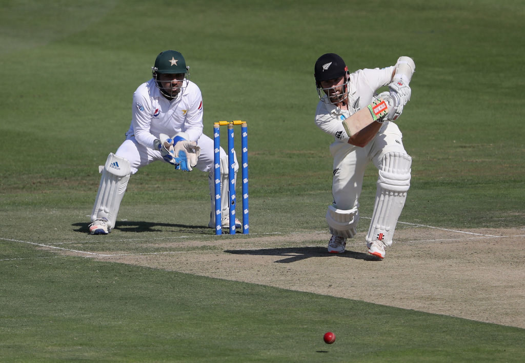 New Zealand falter on day one