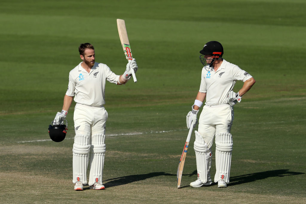 New Zealand make hay in Abu Dhabi