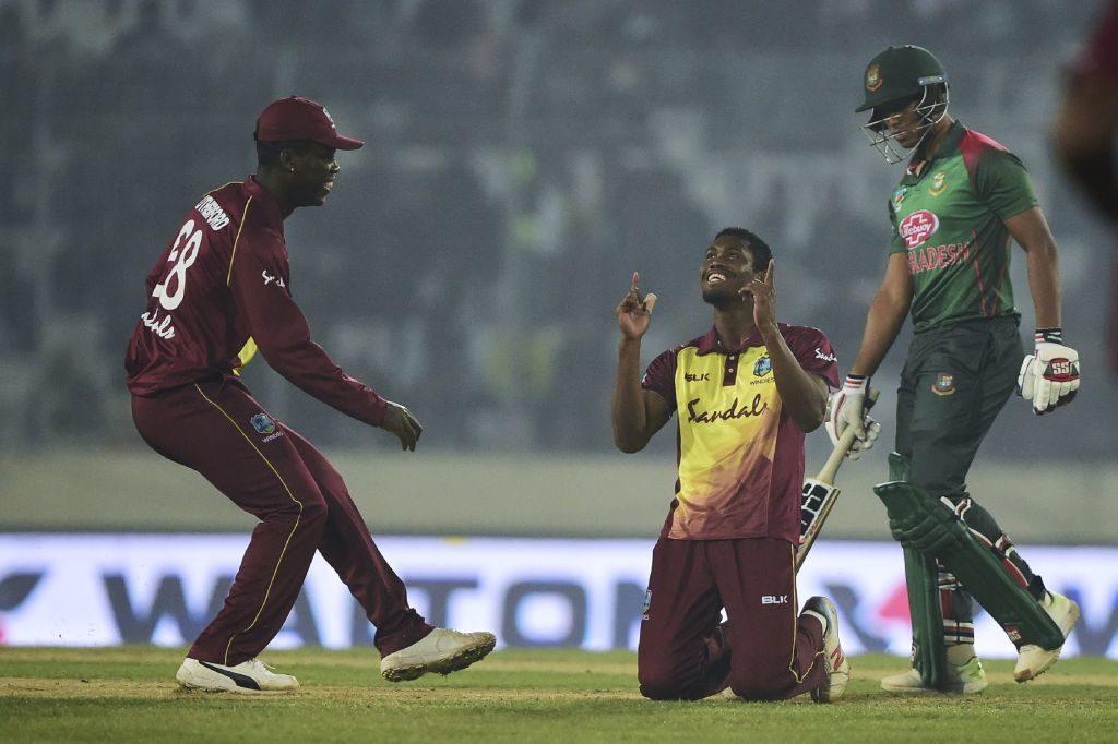 T20 wrap: Paul's 5-15 routs Bangladesh