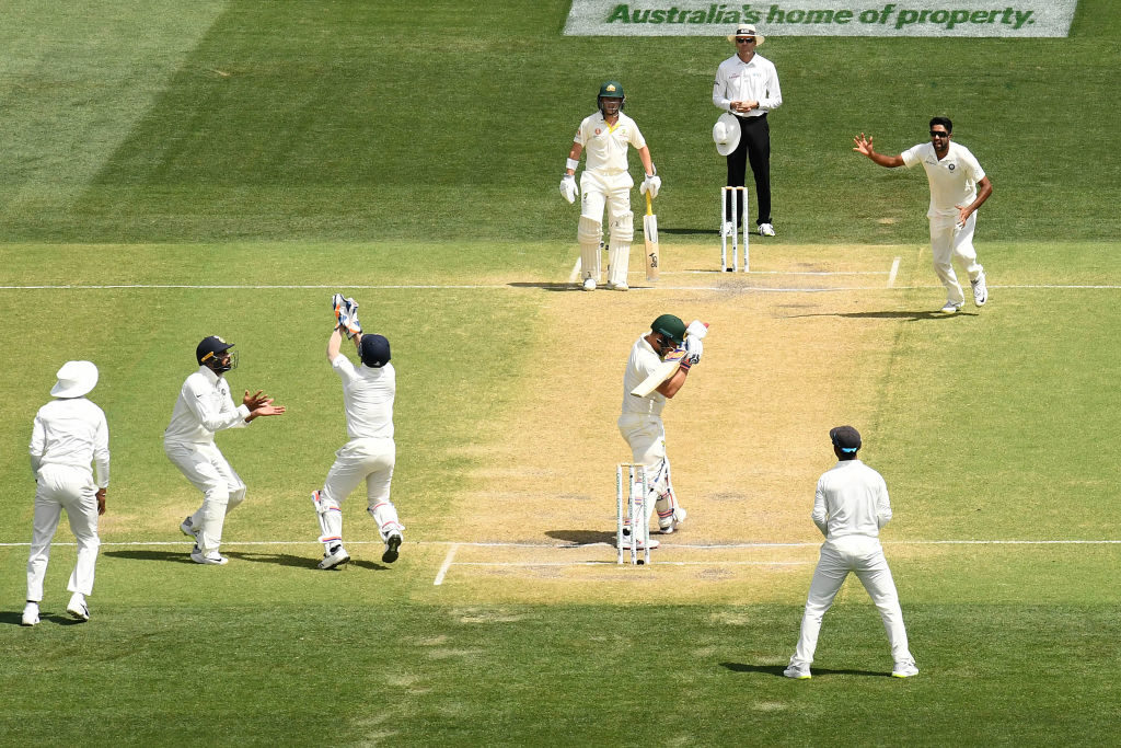 Shami, Ashwin put Aussies on the ropes