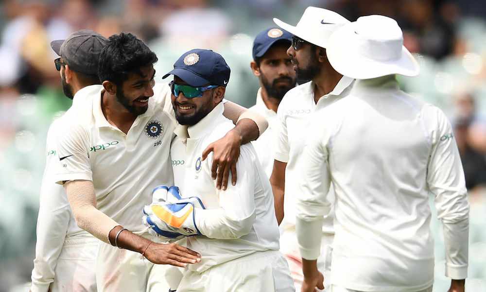 Pant breaks Indian wicketkeeping record