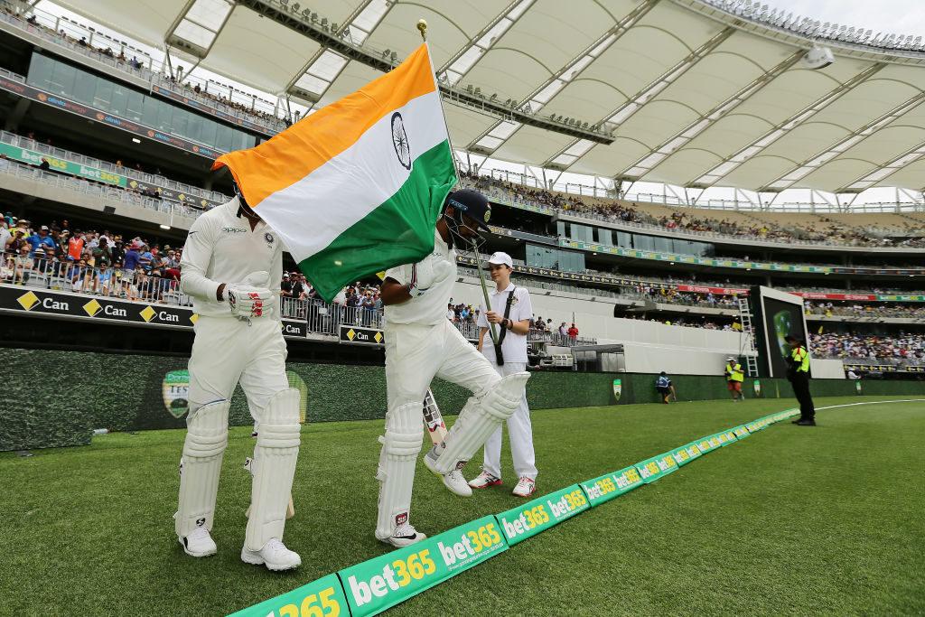 India drop openers