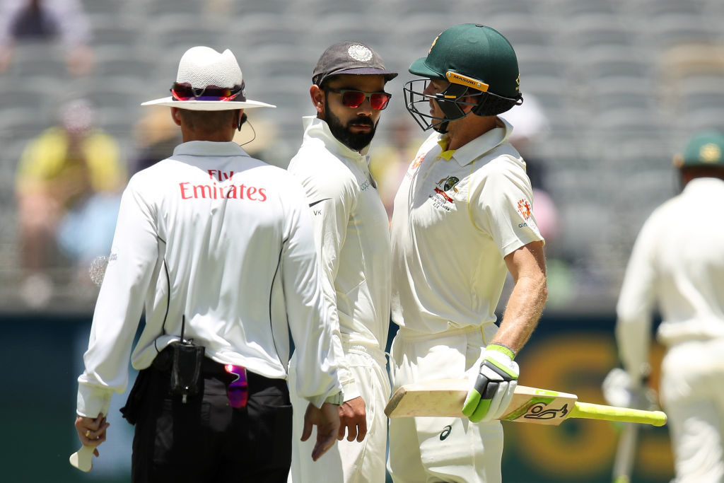 Skippers square up as Aussies push advantage