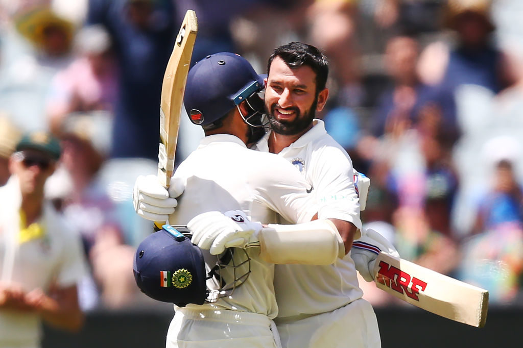 India crush it at the MCG