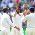 Bumrah glad to reward Kohli's faith as India overpower England