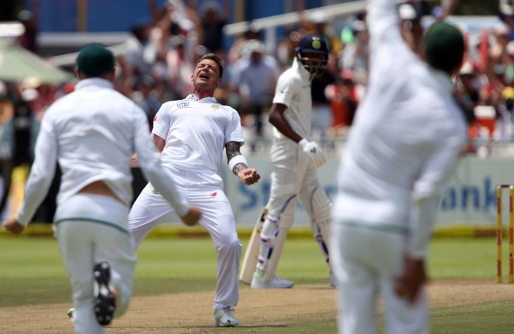 Steyn must stem emotions