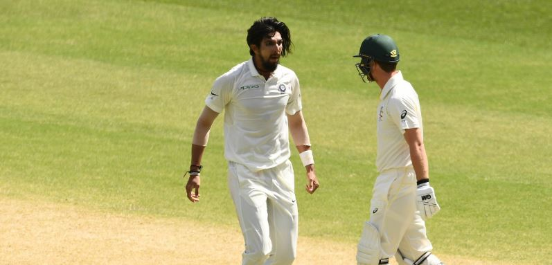 'Ishant was the most p****d off'