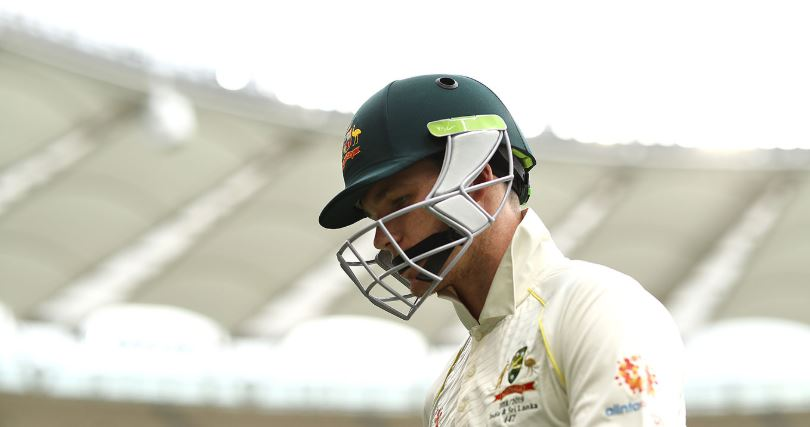 Handscomb: I'll be working my tail off