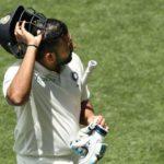 India lose Rohit, Ravichandran