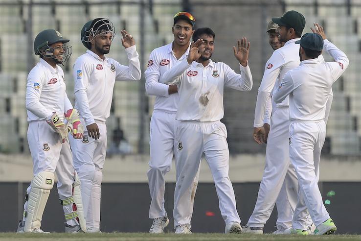Bangladesh seal 2-0 series win over Windies