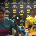 Watch: Morkel on 53-run loss to Stars