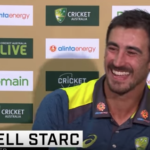 WATCH: Starc reflects on brilliant Aussie bowling