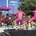 DJ Bravo Rocks the Paarl crowd