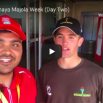 Khaya Majola Cricket Weeks' magic moments