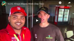 Khaya Majola Cricket Weeks' magic moments