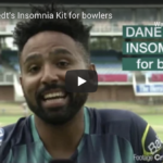 FIRST LOOK: Dane Piedt's insomnia kit for bowlers