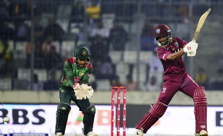Hope ton squares series for West Indies