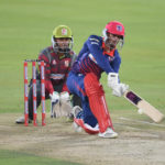 Quinton de Kock of the Cape Town Blitz
