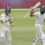 Amla, Elgar seal Boxing Day Test win