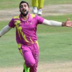 Sad Shamsi at least walks away with AB's wicket