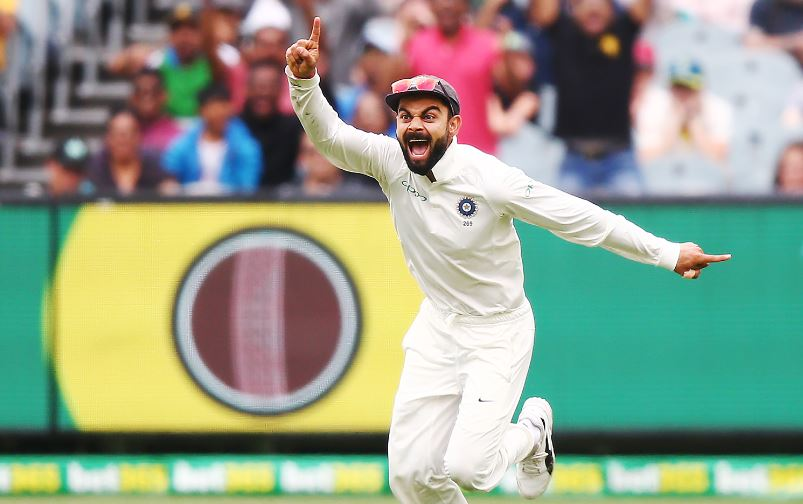 Kohli: No-one here is looking to outdo the other